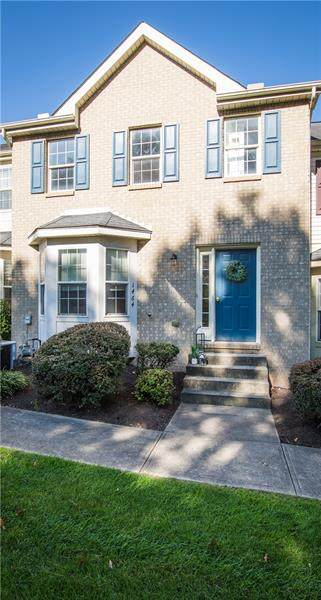 1464 Meadowbrook Drive F-4, North Strabane, PA 15317 (MLS #1526682) :: Broadview Realty