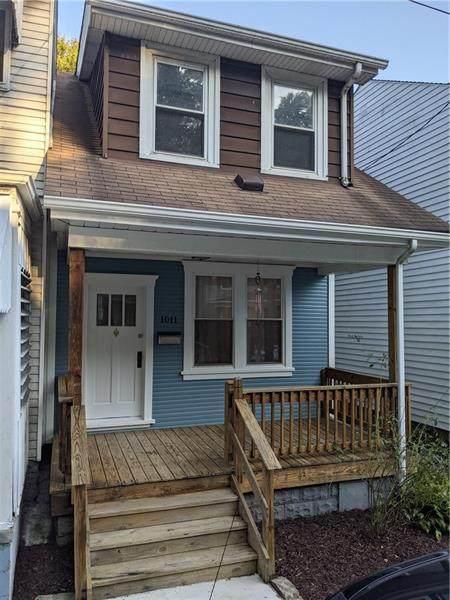 1011 Woods Run Ave, Brighton Heights, PA 15212 (MLS #1526685) :: Broadview Realty