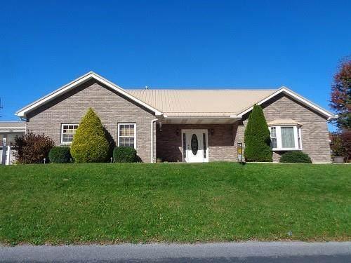 134 Mchugh Avenue, Punxsutawney Area School District, PA 15767 (MLS #1526688) :: Dave Tumpa Team