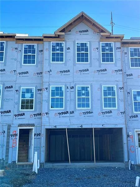 347 Trinity Way 9B, Pine Twp - Nal, PA 15090 (MLS #1526974) :: Dave Tumpa Team