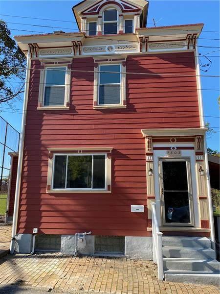 1503 Gardner St, Troy Hill, PA 15212 (MLS #1527263) :: Dave Tumpa Team