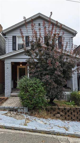 2253 Almont Street, Carrick, PA 15210 (MLS #1527639) :: The SAYHAY Team