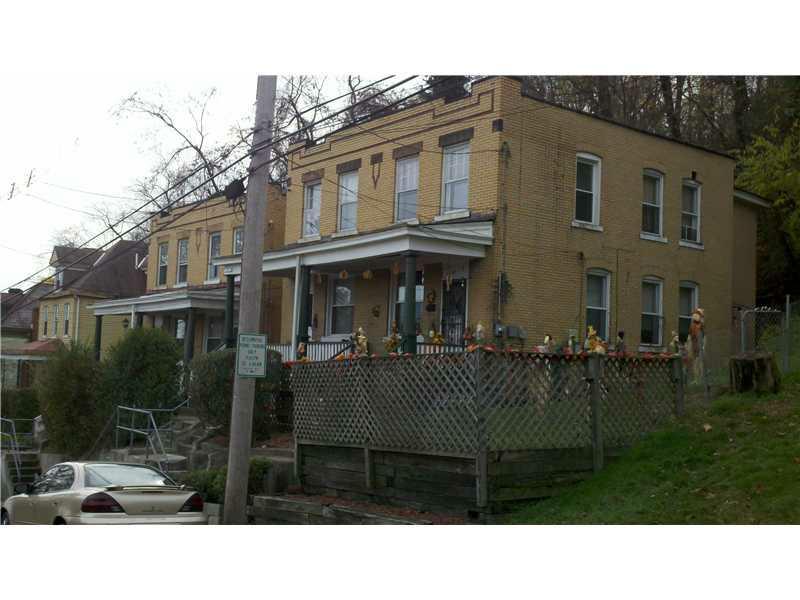 827-833 Davis Street, Mckees Rocks, PA 15136 (MLS #940071) :: Keller Williams Realty