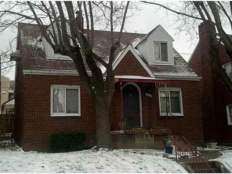 1612 Ridge Ave, Arnold, PA 15068 (MLS #943901) :: Keller Williams Realty