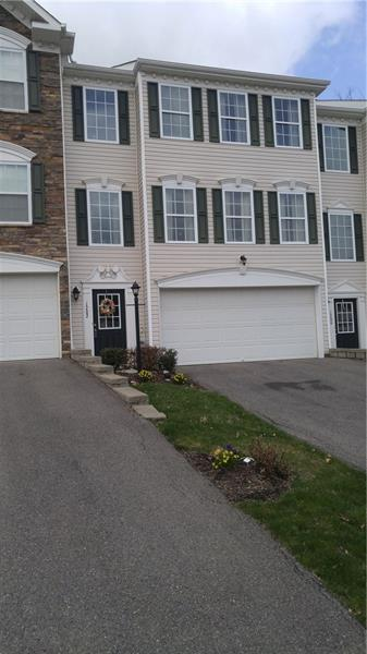 1202 Gneiss Dr, South Fayette, PA 15057 (MLS #1327628) :: Keller Williams Pittsburgh