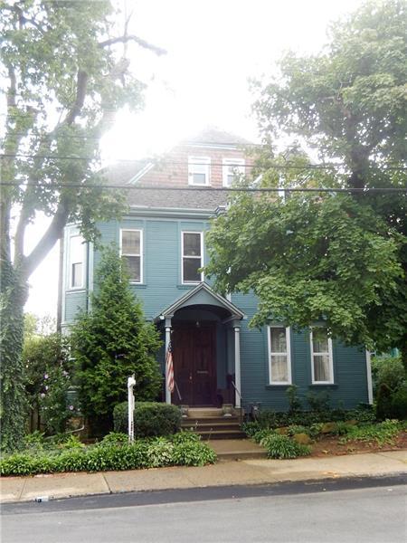 315 N Maple Street, City Of Greensburg, PA 15601 (MLS #1329908) :: Keller Williams Pittsburgh