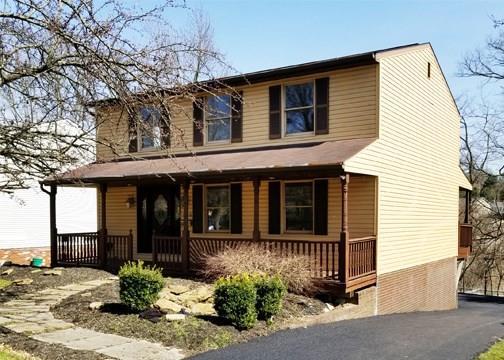 226 Hunting Creek Rd, North Strabane, PA 15317 (MLS #1332110) :: Keller Williams Pittsburgh