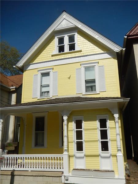 411 N Maple Avenue, City Of Greensburg, PA 15601 (MLS #1334779) :: Keller Williams Pittsburgh