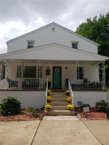 778 Camp Meeting Rd, Bell Acres, PA 15143 (MLS #1360632) :: Keller Williams Pittsburgh