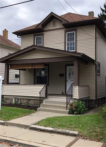 447 Commerce St, Beaver, PA 15009 (MLS #1362853) :: REMAX Advanced, REALTORS®