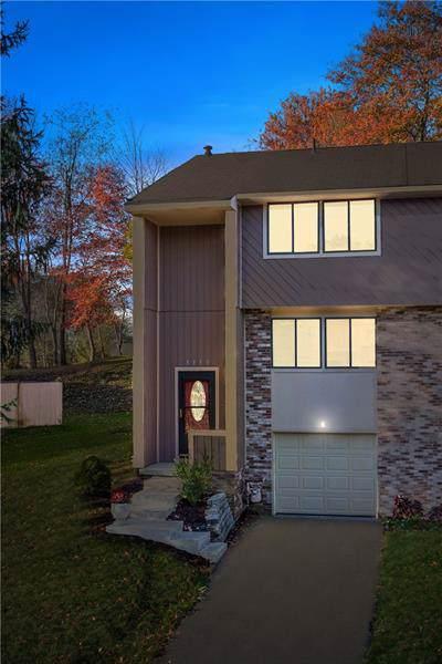 3111 Laurel Ridge Circle, South Fayette, PA 15017 (MLS #1424138) :: Dave Tumpa Team