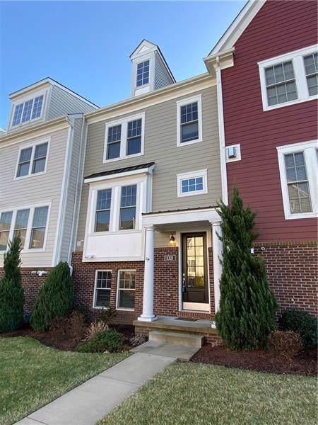 1321 Village Lane, South Fayette, PA 15017 (MLS #1428469) :: Dave Tumpa Team
