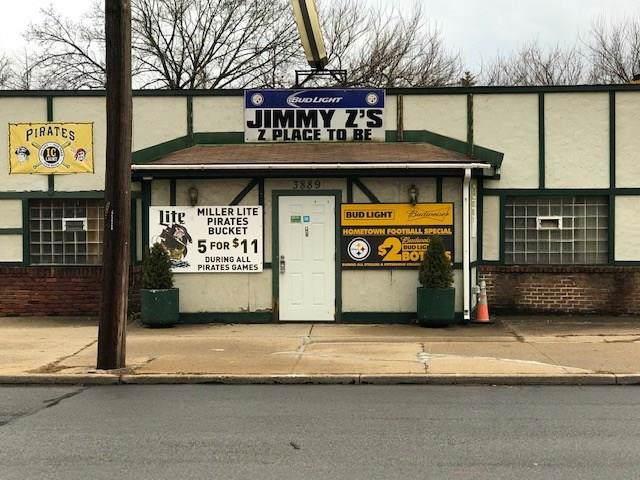 3889 Brighton Road, Brighton Heights, PA 15212 (MLS #1430947) :: Dave Tumpa Team