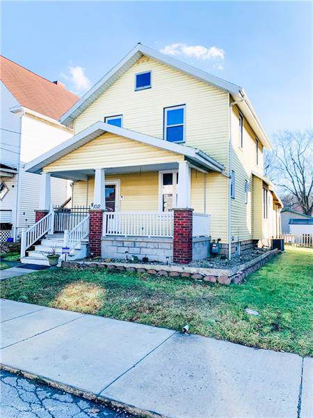 1012 Dewey Ave, New Castle/3Rd, PA 16101 (MLS #1433579) :: RE/MAX Real Estate Solutions