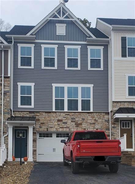 139 Moyer Hill Drive, Cranberry Twp, PA 16066 (MLS #1474258) :: Hanlon-Malush Team