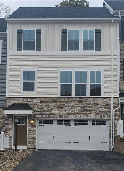 141 Moyer Hill Drive, Cranberry Twp, PA 16066 (MLS #1474263) :: RE/MAX Real Estate Solutions