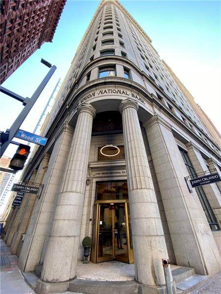 300 4th Ave #201, Downtown Pgh, PA 15222 (MLS #1478447) :: Dave Tumpa Team