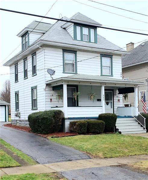 517 E Sumner Ave, New Castle/2Nd, PA 16105 (MLS #1481200) :: Dave Tumpa Team