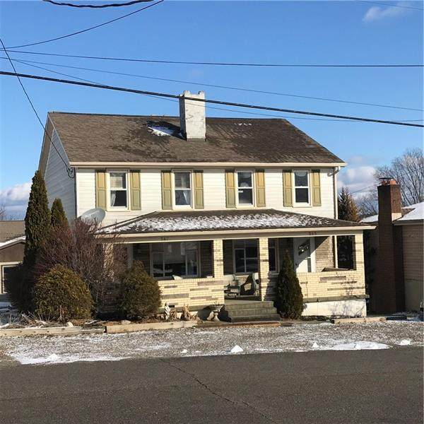 365 First St, Cecil, PA 15055 (MLS #1482748) :: The SAYHAY Team