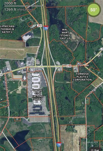 0 Hwy 208, Springfield Twp - Mer, PA 16137 (MLS #1523711) :: Dave Tumpa Team