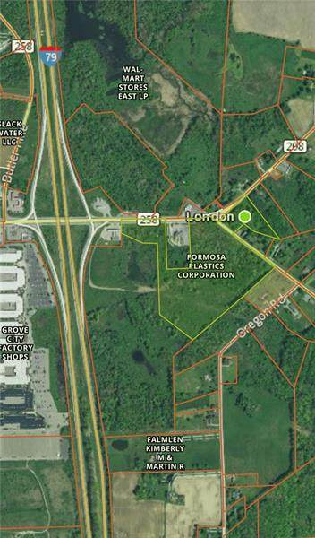 0 Hwy 258 & 208, Springfield Twp - Mer, PA 16137 (MLS #1523713) :: Dave Tumpa Team