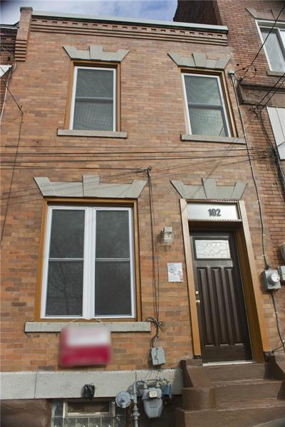 102 E Jefferson St, Central North Side, PA 15212 (MLS #1301230) :: Keller Williams Pittsburgh