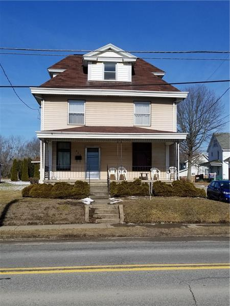 302 Montgomery Ave, New Castle/7Th, PA 16102 (MLS #1321346) :: Broadview Realty