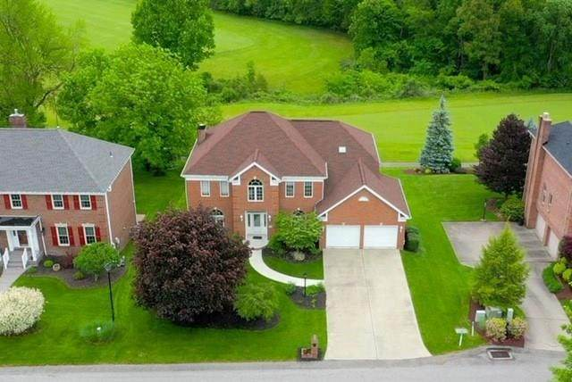 217 Hickory Heights, South Fayette, PA 15017 (MLS #1441956) :: Dave Tumpa Team