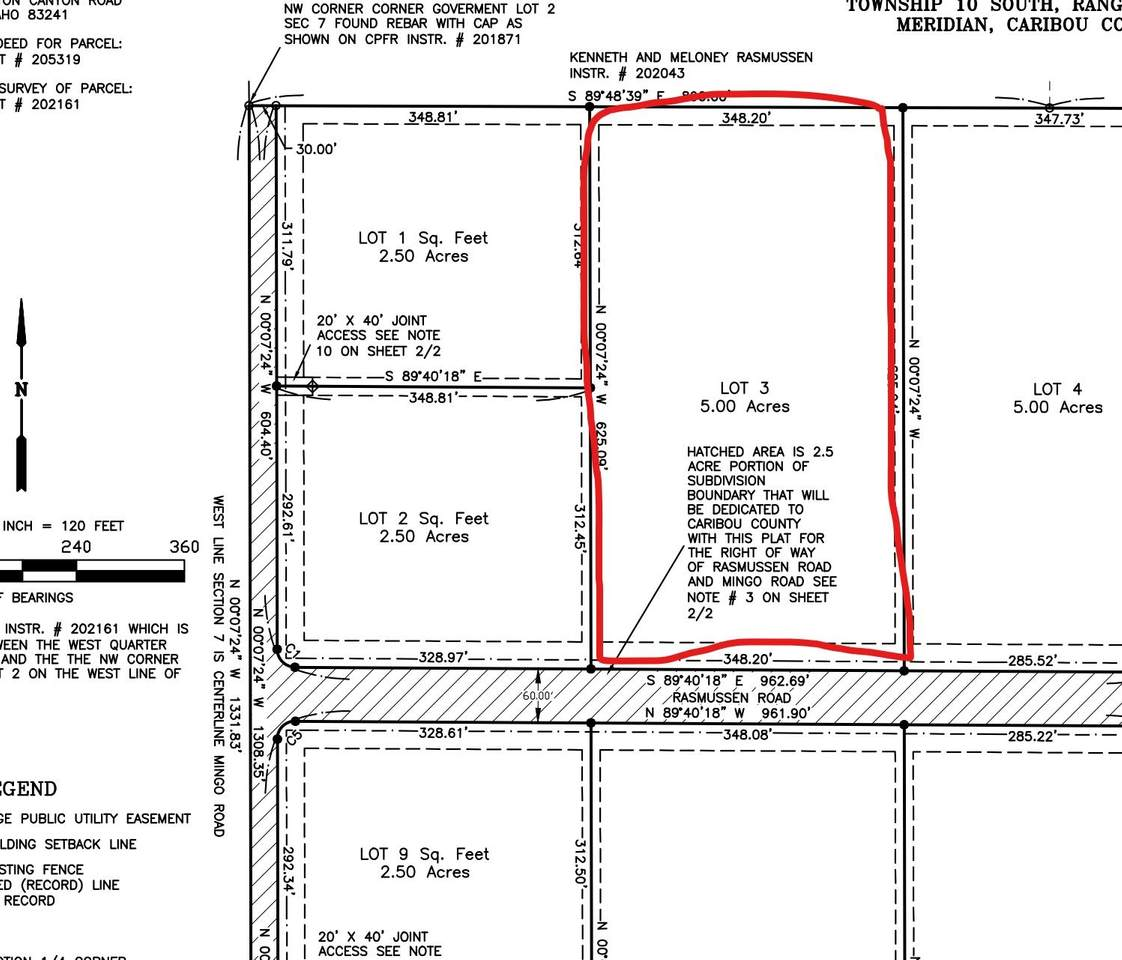 Lot 3 Highline View Road - Photo 1