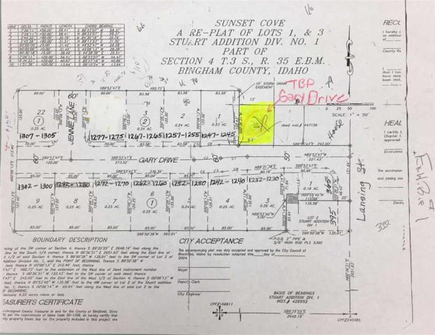 TBD .25 Acre Gary Drive, Blackfoot, ID 83221 (MLS #559999) :: The Perfect Home-Five Doors