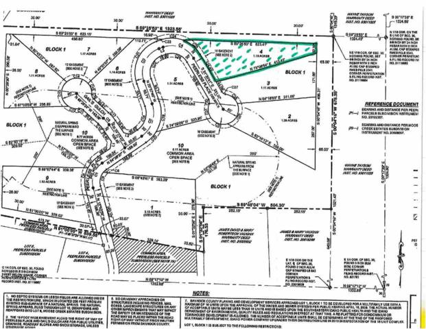 Lot 4 Peerless, Inkom, ID 83245 (MLS #561479) :: The Perfect Home Group