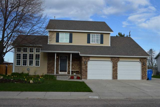 487 Arabian, Pocatello, ID 83201 (MLS #562333) :: The Perfect Home
