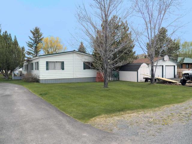 102 E White Knob, Mackay, ID 83251 (MLS #562451) :: The Perfect Home