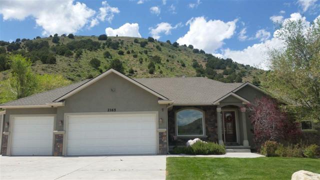 2165 N Hillside, Pocatello, ID 83204 (MLS #562611) :: The Group Real Estate