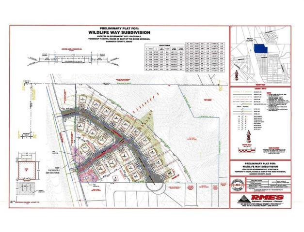 TBD Wildlife Way, Pocatello, ID 83201 (MLS #563010) :: The Group Real Estate