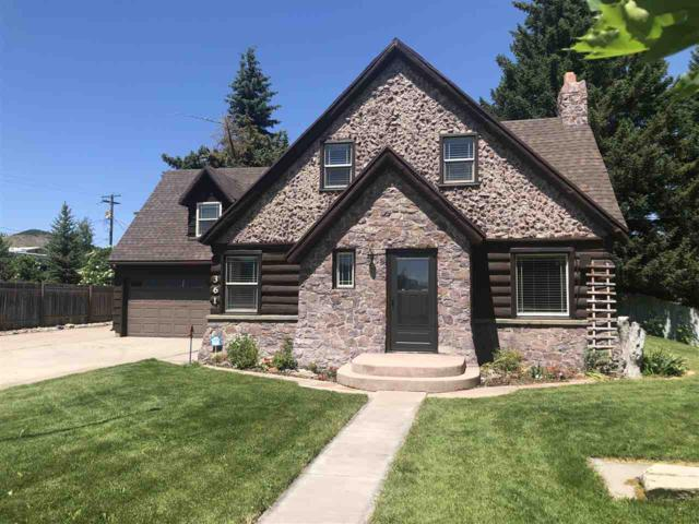 361 E Hooper Ave., Soda Springs, ID 83276 (MLS #563129) :: The Group Real Estate