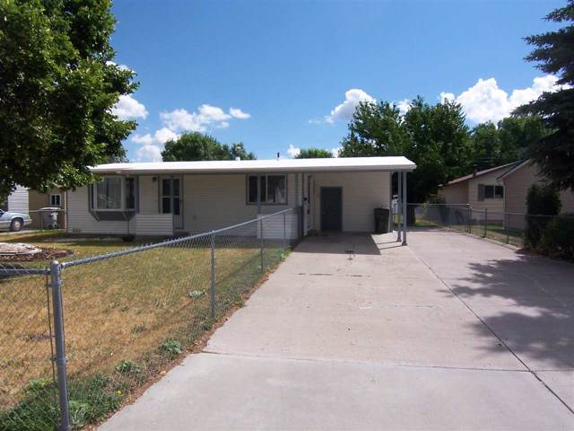 860 Park Ave, Pocatello, ID 83201 (MLS #563274) :: The Group Real Estate