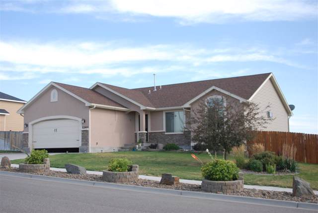 1240 Dolostone, Pocatello, ID 83201 (MLS #563367) :: The Group Real Estate