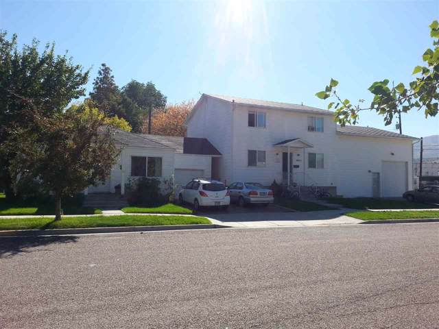 805 S 3rd Ave, Pocatello, ID 83201 (MLS #563599) :: Silvercreek Realty Group