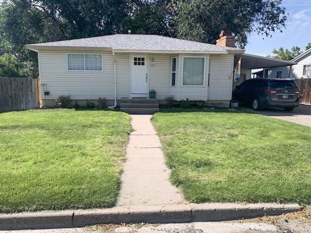 857 Linda Ave., Pocatello, ID 83201 (MLS #563632) :: The Group Real Estate