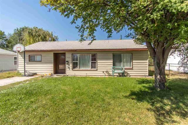 1041 Everett St, Pocatello, ID 83201 (MLS #563635) :: The Group Real Estate