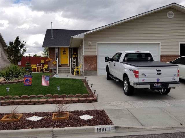 1610 Tanner, Pocatello, ID 83202 (MLS #563746) :: The Perfect Home