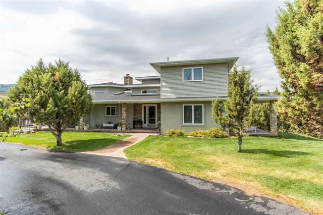 2225 N Whitney, Pocatello, ID 83204 (MLS #563823) :: Silvercreek Realty Group