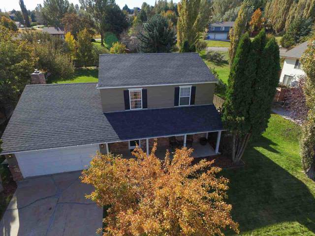 869 Green Drive, Pocatello, ID 83204 (MLS #563849) :: The Group Real Estate