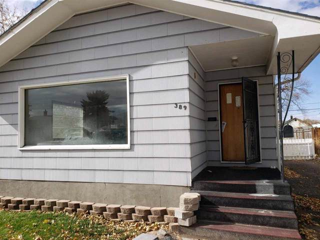 389 Warren, Pocatello, ID 83204 (MLS #564004) :: The Group Real Estate