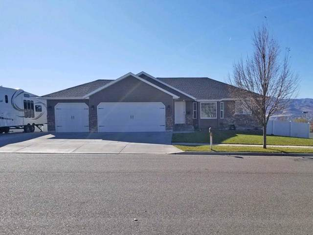 847 Daybreak Dr, Pocatello, ID 83201 (MLS #564033) :: The Group Real Estate