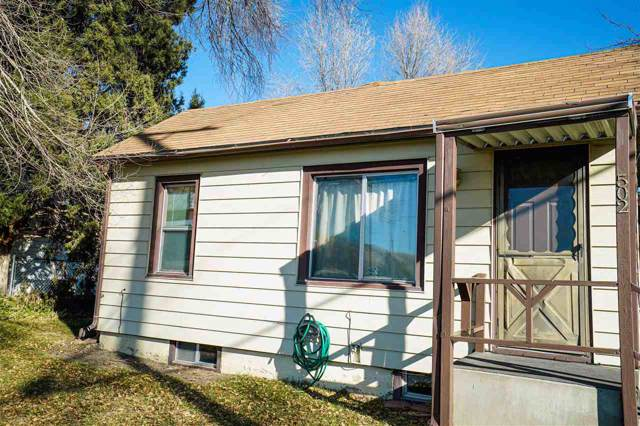 502 Commericial, Inkom, ID 83245 (MLS #564035) :: The Perfect Home