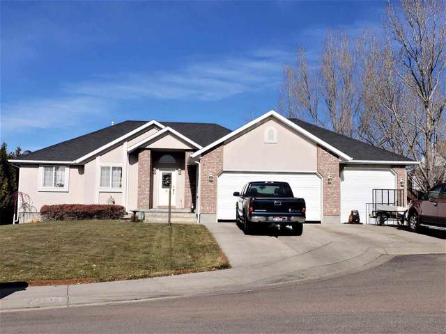 2530 Marilyn St., Pocatello, ID 83201 (MLS #564063) :: The Perfect Home