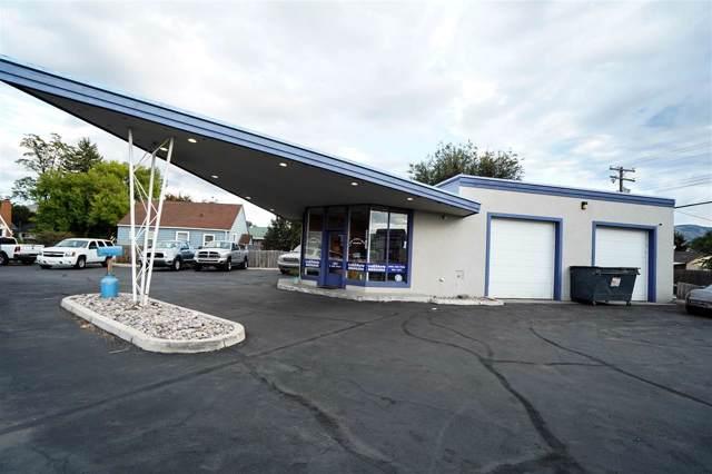 603 E Oak, Pocatello, ID 83202 (MLS #564080) :: The Group Real Estate
