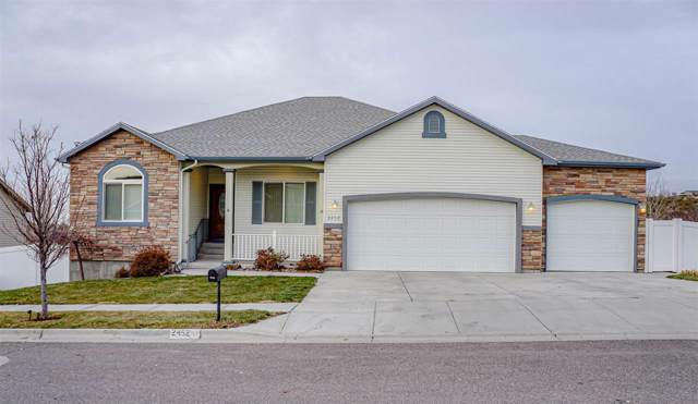 2452 Gail Drive, Pocatello, ID 83202 (MLS #564086) :: The Perfect Home